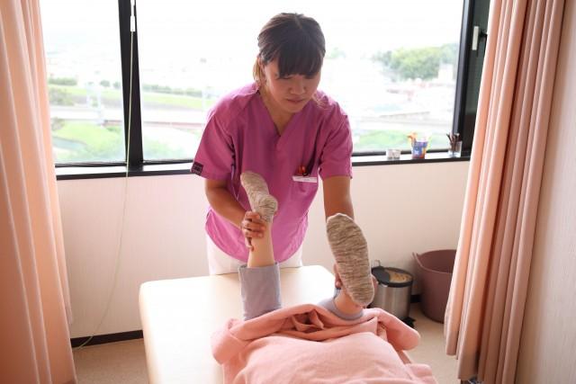 膝痛 施術 整体