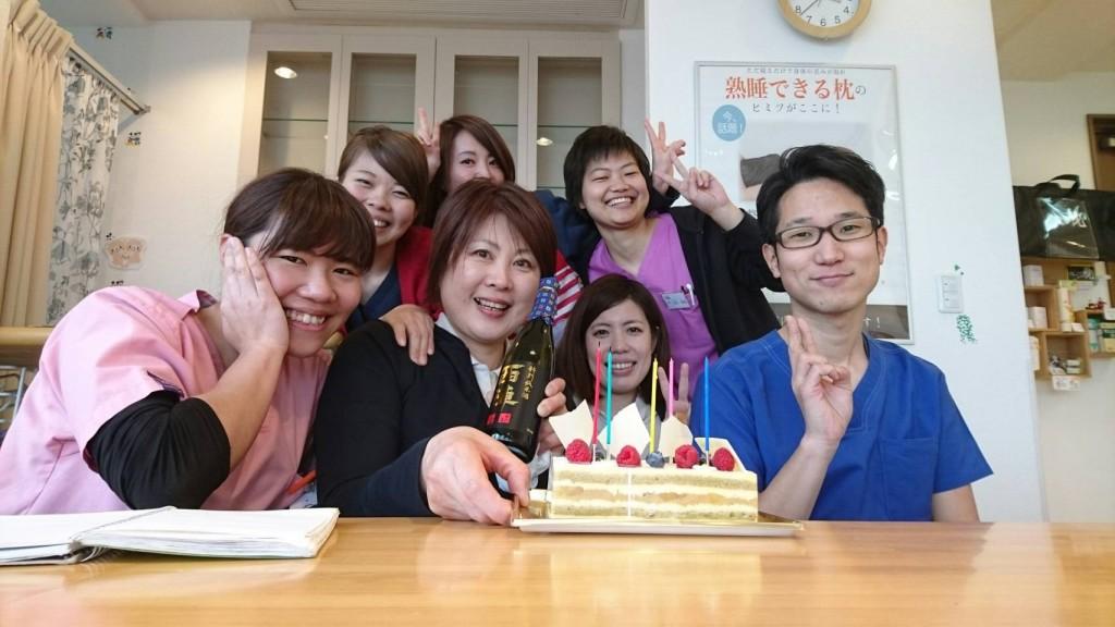 小林さん 誕生日2