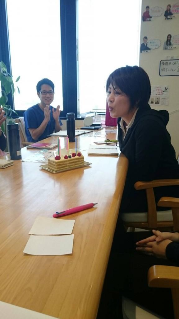 小林さん 誕生日